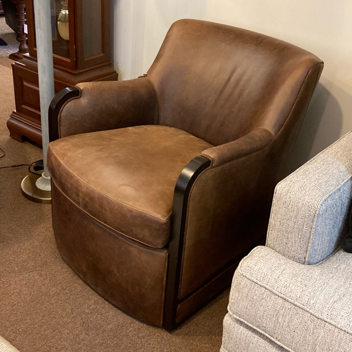 Wesley Hall P548 Dulcet Swivel Chair