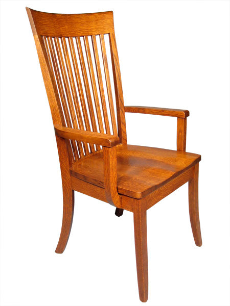 Old World Dining Arm Chair