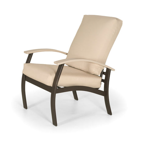 Telescope Casual Belle Isle Cushion Arm Chair