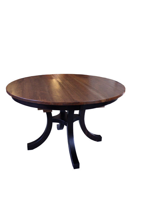 Carlisle Single Pedestal Dining Table