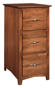 Linwood 3 Drawer File Cabinet