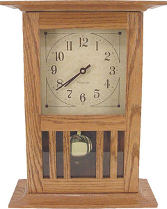 Mission Mantle Clock