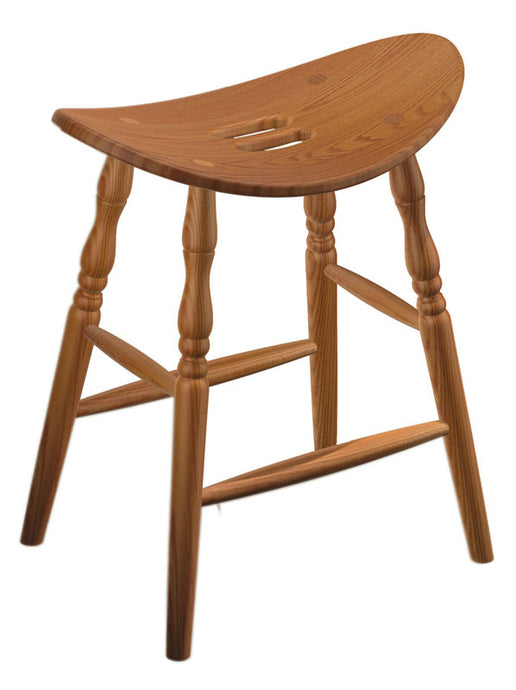 Stationary Saddle Stool