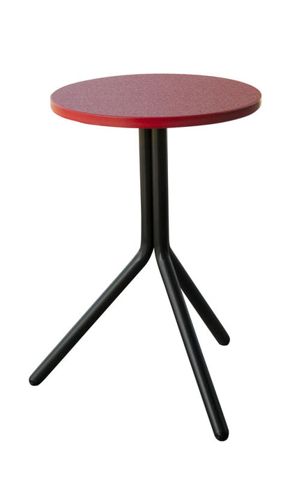 Hershyway Retro Side Table