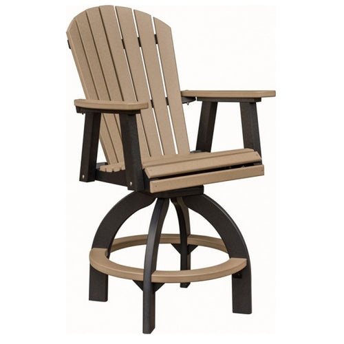 Berlin Gardens Comfo-Back Swivel Bar Chair