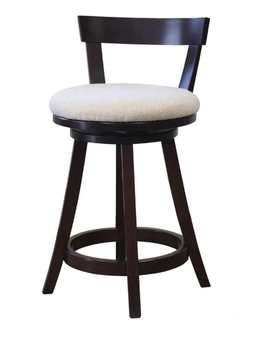 Turnstone Stool with Back