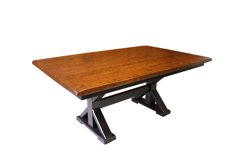 Urbana Dining Table with Self Storing Leaf Extensions