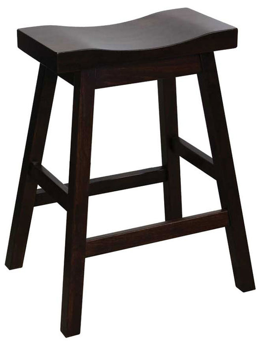 Wave Bar Stool