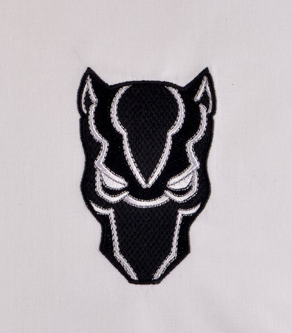Black Panther 4x4 machine embroidery design