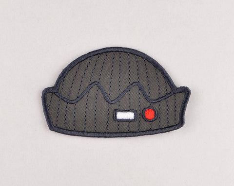 Lakeville Bottle Noggin beanie patch ITH 4x4 machine embroidery design