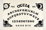 Ouija board 7x12 machine embroidery design