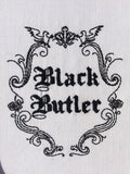 Black Butler 4x4 seal machine embroidery design