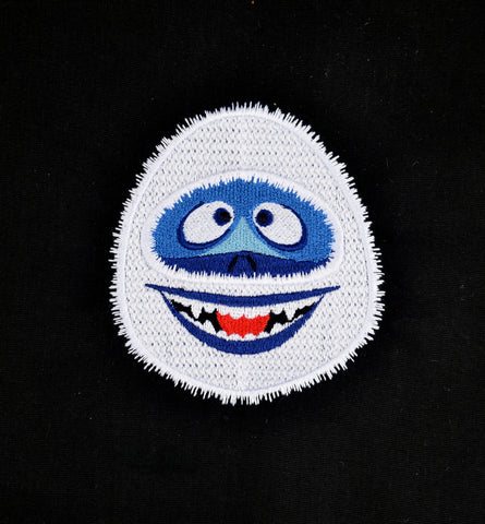 The Abominable Snowman 4x4 machine embroidery design