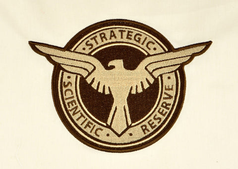 Super Team Strategic Scientific Reserve 5x7 machine embroidery design