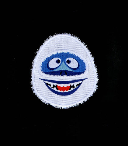 The Abominable Snowman 5x7 machine embroidery design