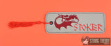 How to Train Your Dragon Stoker traditional bookmark 2ITH 5x7 machine embroidery design