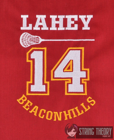 Adolescent Lupine Lahey Jersey 5x7 machine embroidery design