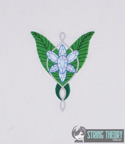 King of the Jewelry Evenstar 4x4 Machine Embroidery Design