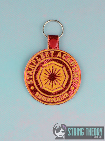 STAR Exploration ACADEMY Engineering FOB 4X4 MACHINE EMBROIDERY DESIGN