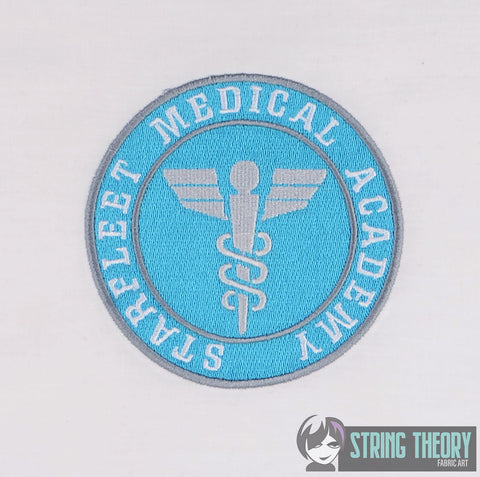 STAR Exploration ACADEMY Medical 4X4 MACHINE EMBROIDERY DESIGN