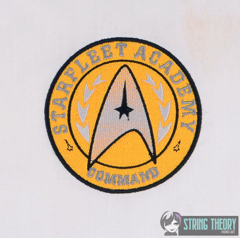 STAR Exploration ACADEMY Command 4X4 MACHINE EMBROIDERY DESIGN