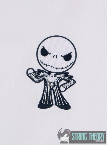CHibi Jack 4x4 MACHINE EMBROIDERY DESIGN