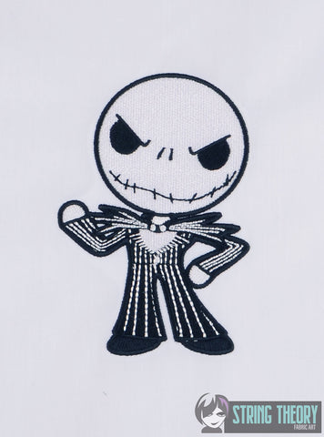 CHibi Jack 5x7 MACHINE EMBROIDERY DESIGN