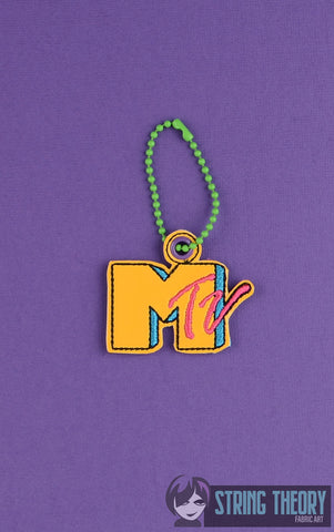 Mtv dangle 1ITH AND 4ITH 4X4 MACHINE EMBROIDERY PATTERN