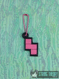TETRIS 2 1ITH AND 4ITH 4X4 MACHINE EMBROIDERY PATTERN