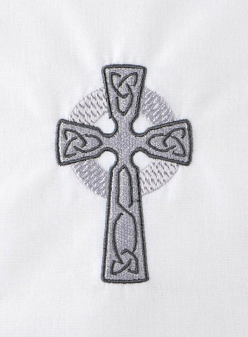 Celtic Cross 2 1/2 AND 3 1/2 4x4 machine embroidery design