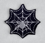 Spiderweb ITH feltie 4 to the hoop machine embroidery design 4x4