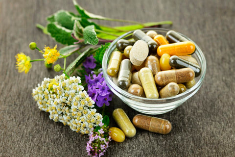 Herbal Supplements and Health Benefits
