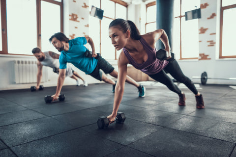 EXERCISE INCREASES NUTRIENT DEMANDS