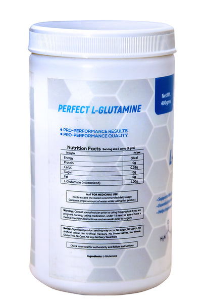 MUSCLE & STRENGTH INDIA PERFECT L GLUTAMINE 80 SERVINGS