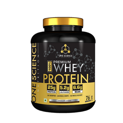 One Science Nutrition Premium Whey Protein 5 Lbs