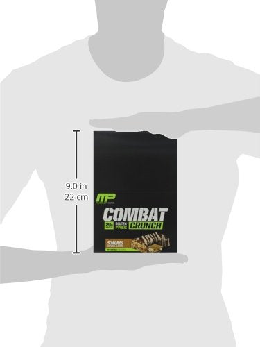 MP COMBAT CRUNCH BAR 20G S'MORES