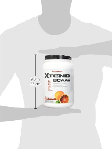 SCIVATION XTEND BCAA 90 SERVING BLOOD ORANGE