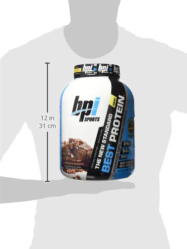 BPI BEST PROTEIN CHOCOLATE BROWNIE 5 LBS