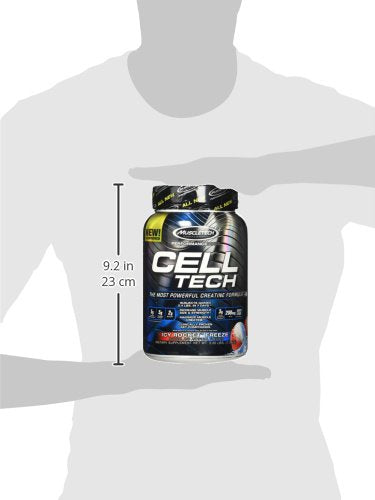 MUSCLETECH PERFORMANCE SERIES CELL TECH 3 LBS ICY ROCKET TM FREEZE
