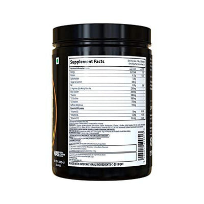 QNT HYDRAVOL PRE WORKOUT 30 SERVINGS LEMON