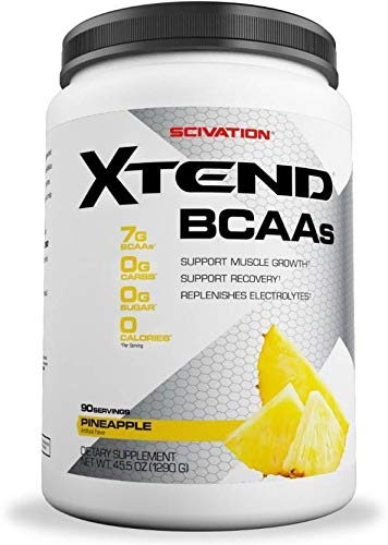 XTEND BCAAS 90 SERVING PINEAPPLE