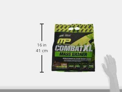 MP COMBAT XL MASS GAINER 12 LB CHOCOLATE PEENUT BUTTER