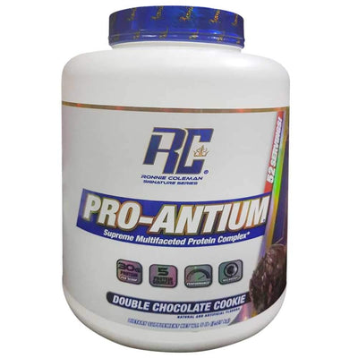 RC SIGNATURE SERIES PRO-ANTIUM 5LB DOUBLE CHOCOLATE COOKIE