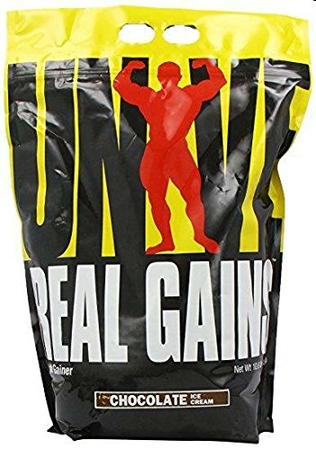 UNIVERSAL REAL GAIN CHOCOLATE ICECREAM 10.6 LB