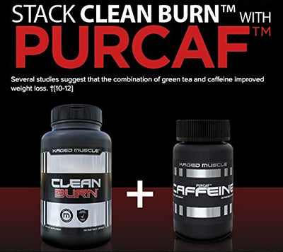 Kaged Muscle Clean Burn 180 Cap