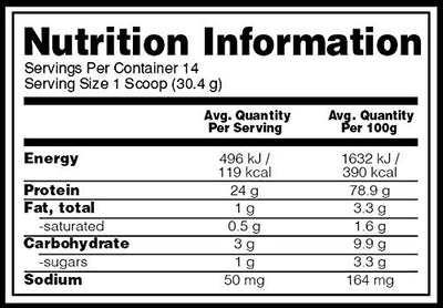 Optimum Nutrition 100% Whey Gold Standard - 1 Lb Double Rich Chocolate