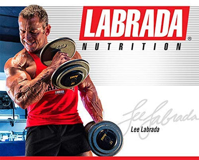 LABRADA 100% WHEY PROTIEN ISOLATE STRAWBERRY  5 LBS