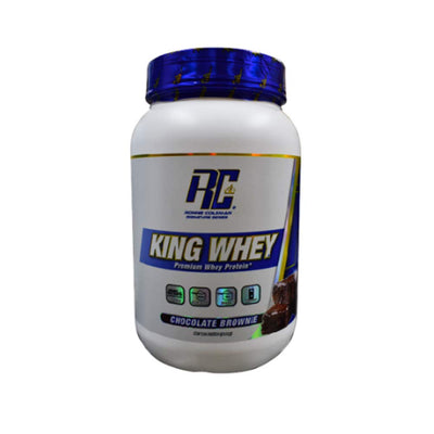 RC KING WHEY 2LB CHOCOLATE BROWNIE