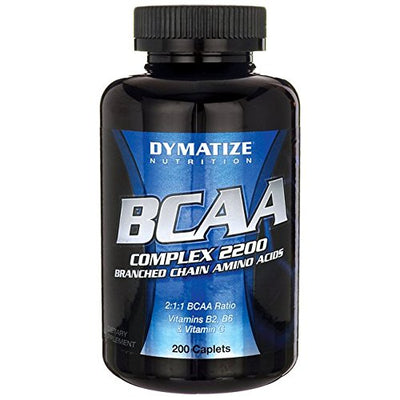 Dymatize BCAA Tab 200CT - Muscle & Strength India - India's Leading Genuine Supplement Retailer