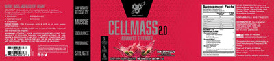 BSN CELLMASS 2.0 WATERMELON 1.09 LB 1.09 LB